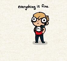 Everything is Fine Hoodie