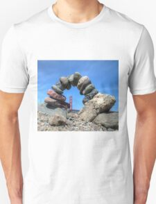 A Bridge to the City Unisex T-Shirt