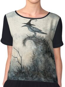 The Hedgewitch Chiffon Top