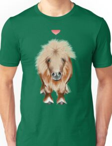 PONY-with a heart Unisex T-Shirt