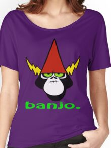 Wander over Yonder - Banjo Women's Relaxed Fit T-Shirt