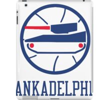 tankadelphia - philadelphia sixers iPad Case/Skin