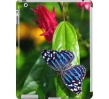 blue wings iPad Case/Skin