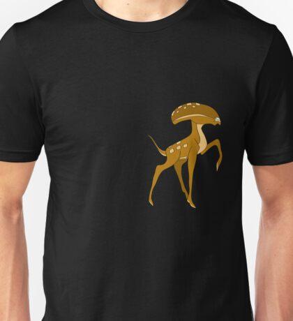 Prancing Bambi Burster Unisex T-Shirt
