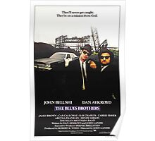 The Blues Brother Movie Poster Poster