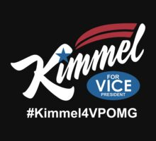 jimmy kimmel for vice president Baby Tee