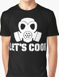 Let's Cook (White Theme) Graphic T-Shirt