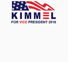 vote jimmy kimmel for vice president Unisex T-Shirt