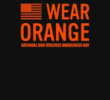 wear orange Unisex T-Shirt