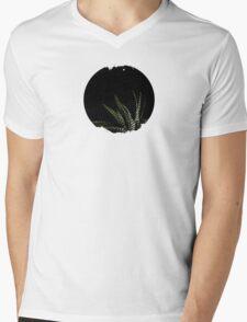 Haworthia Aloe Vera cactus succulent plant white spots Mens V-Neck T-Shirt