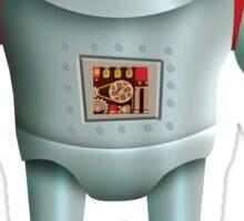 Bad Robot Sticker