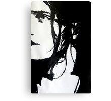 Gerard Way Painting Canvas Print