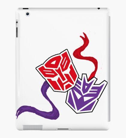 Drama Transformers iPad Case/Skin