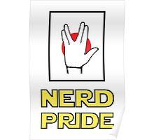 Nerd Pride Poster