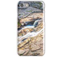 Silky flowing Waterfalls.. iPhone Case/Skin