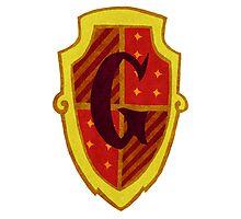 Gryffindor House Crest 2 Photographic Print