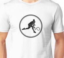Mens Tennis Unisex T-Shirt