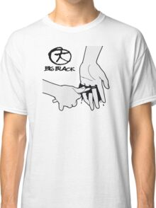 Big Black - Heartbeat/Headache White print Classic T-Shirt