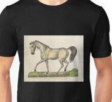 Naturgeschichte in Bildern mit erläuterndem Text E Strack 1820 Lief 1 Mammals 048 Unisex T-Shirt