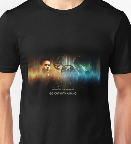Go Out With a Bang - Lincoln and Ward Unisex T-Shirt