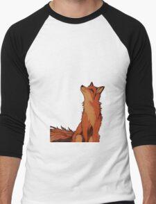 Young Fox Men's Baseball ¾ T-Shirt