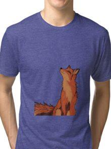 Young Fox Tri-blend T-Shirt