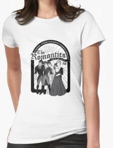 The Romantics 1816 Tour Womens Fitted T-Shirt