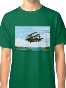 Mr Brunel's Great Atlantic Steam Flyer Classic T-Shirt