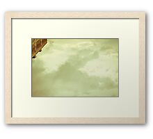 Love And Swallows Framed Print