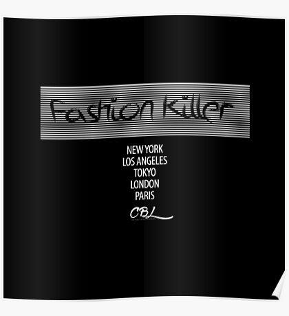 Fashion Killer Poster