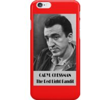 Caryl Chessman iPhone Case/Skin