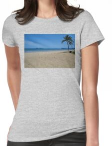 South Mission Beach Womens Fitted T-Shirt