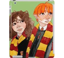 Magical Students from Hogwarts iPad Case/Skin