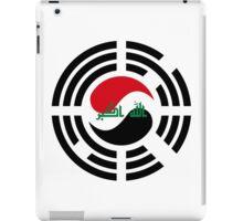 Korean Iraqi Multinational Patriot Flag Series iPad Case/Skin