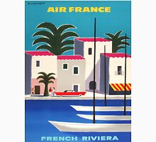Vintage poster - French Riviera Unisex T-Shirt