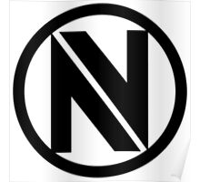 EnVyUs Pro CS:GO Team Logo Poster