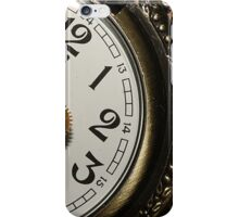 Steampunk Clocks iPhone Case/Skin
