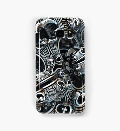 Steampunk Gears Samsung Galaxy Case/Skin
