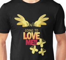 Quotes and quips - LOVE ME!! Unisex T-Shirt