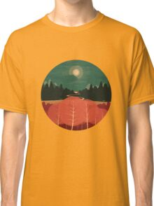 Midday Mountains Classic T-Shirt