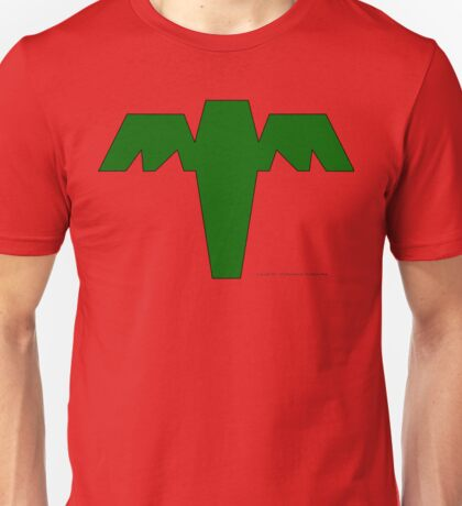 Ultra Boy, Legion of Superheroes Unisex T-Shirt