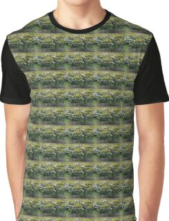 Altered Daffodils Graphic T-Shirt