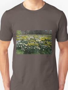 Altered Daffodils Unisex T-Shirt