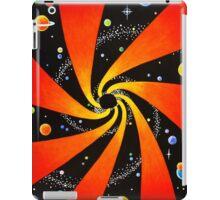 HYPNOTIC SPIRAL GALAXY iPad Case/Skin