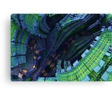 3D Fractal Canvas Print