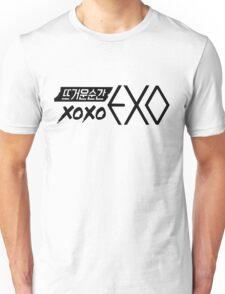 EXO XOXO Logo Unisex T-Shirt