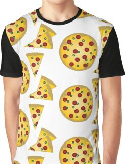 Pizza Graphic Graphic T-Shirt