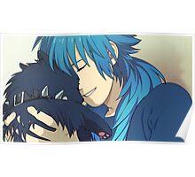Aoba and Ren DRAMAtical Murder HD screenshot poster Poster