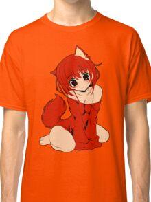 Neko - Cat Girl 1 Classic T-Shirt