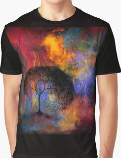 Lonely Tree in dreamland Graphic T-Shirt